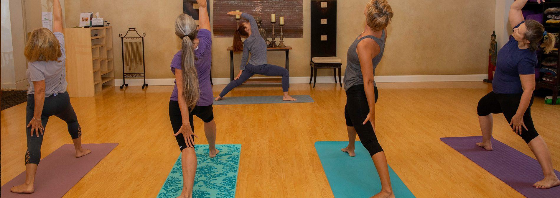 Yoga Fitness Professionals Yoga Class Studio Milford Ct